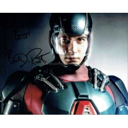 Brandon Routh Autographed 10x8 Photo