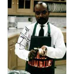 Joseph Marcell Autographed 10x8 Photo