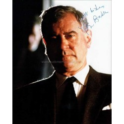 George Baker Autographed 10x8 Photo