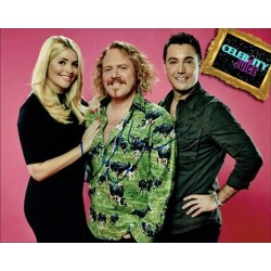 Keith Lemon Autographed 10x8 Photo