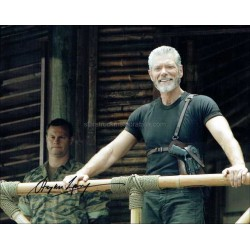 Stephen Lang Autographed 10x8 Photo