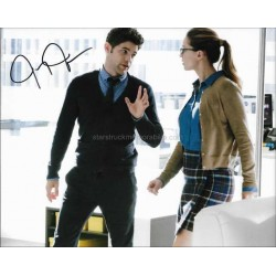 Jeremy Jordan Autographed 10x8 Photo