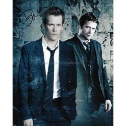 Kevin Bacon Autographed 10x8 Photo
