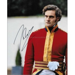 Tom Bateman Autographed 10x8 Photo