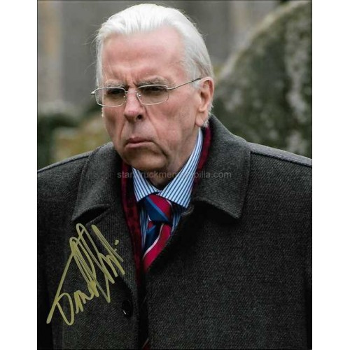 Timothy Spall Autographed 10x8 Photo