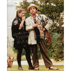 Doctor Who Autographed 10x8 Photo