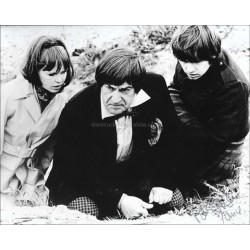 Frazer Hines Autographed 10x8 Photo