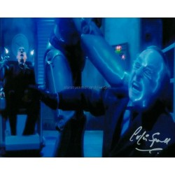 Colin Spaull Autographed 10x8 Photo