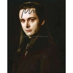 Michael Sheen Autographed 10x8 Photo