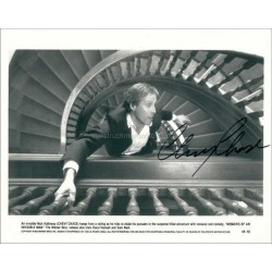 Chevy Chase Autographed 10x8 Photo