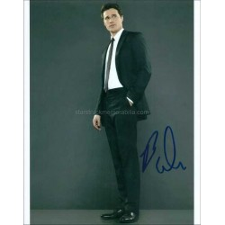 Brett Dalton Autographed 10x8 Photo
