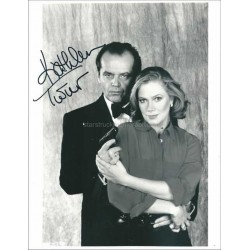 Kathleen Turner Autographed 10x8 Photo