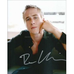 Ryan Gosling Autographed 10x8 Photo