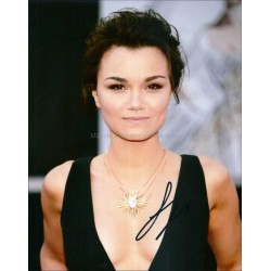 Samantha Barks Autographed 10x8 Photo