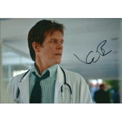 Kevin Bacon Autographed 12x8 Photo