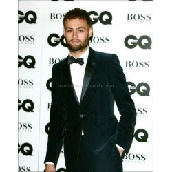 Douglas Booth Autographed 10x8 Photo