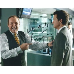 Kevin Spacey Autographed 10x8 Photo