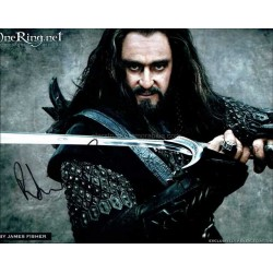 Richard Armitage Autographed 10x8 Photo