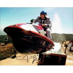 Johnny Knoxville Autographed 10x8 Photo