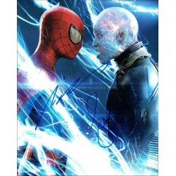 Amazing Spider-Man 2 Autographed 10x8 Photo