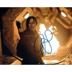 Jennifer Lawrence Autographed 10x8 Photo