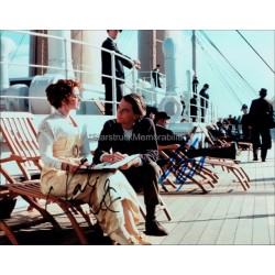Titanic Autographed 10x8 Photo