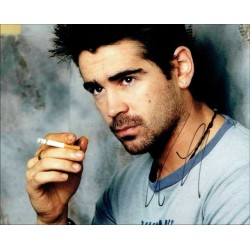 Colin Farrell Autographed 10x8 Photo