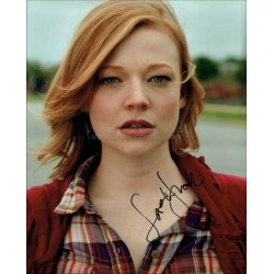 Sarah Snook Autographed 10x8 Photo