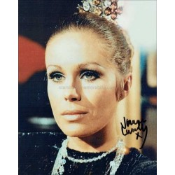 Joanna Lumley Autographed 10x8 Photo