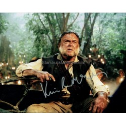 Kevin McNally Autographed 10x8 Photo