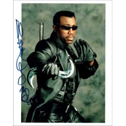 Wesley Snipes Autographed 10x8 Photo