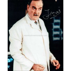 John Cleese Autographed 10x8 Photo