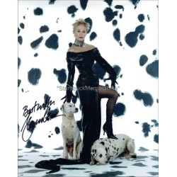 Glenn Close Autographed 10x8 Photo