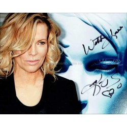 Kim Basinger Autographed 10x8 Photo