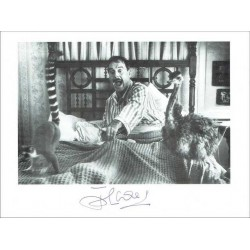 John Cleese Autographed 8x6 Photo