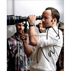 Tom Ford Autographed 10x8 Photo