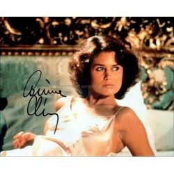 Corinne Clery Autographed 10x8 Photo