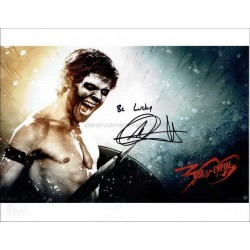 Jack O'Connell Autographed 10x8 Photo