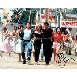 Stockard Channing Autographed 10x8 Photo