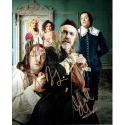 The Miser Autographed 10x8 Photo