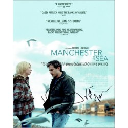 Manchester by the Sea Autographed 10x8 Photo