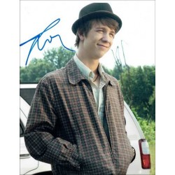 Thomas Mann Autographed 10x8 Photo