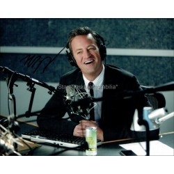 Matthew Perry Autographed 10x8 Photo