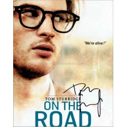 Tom Sturridge Autographed 10x8 Photo