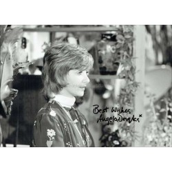 Angela Douglas Autographed 10x7 Photo