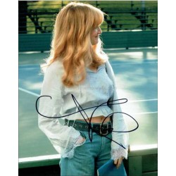 Andrea Riseborough Autographed 10x8 Photo