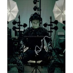 Andy Serkis Autographed 10x8 Photo