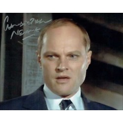 Christopher Neame Autographed 10x8 Photo