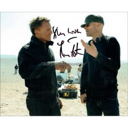 Marc Forster Autographed 10x8 Photo