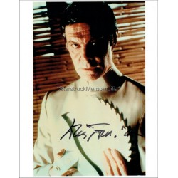 Louis Jourdan Autographed 10x8 Photo